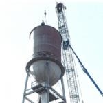 Water Tower Demolition
