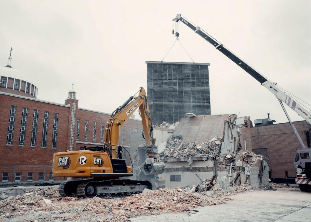 Conventional Demolition Photo 3