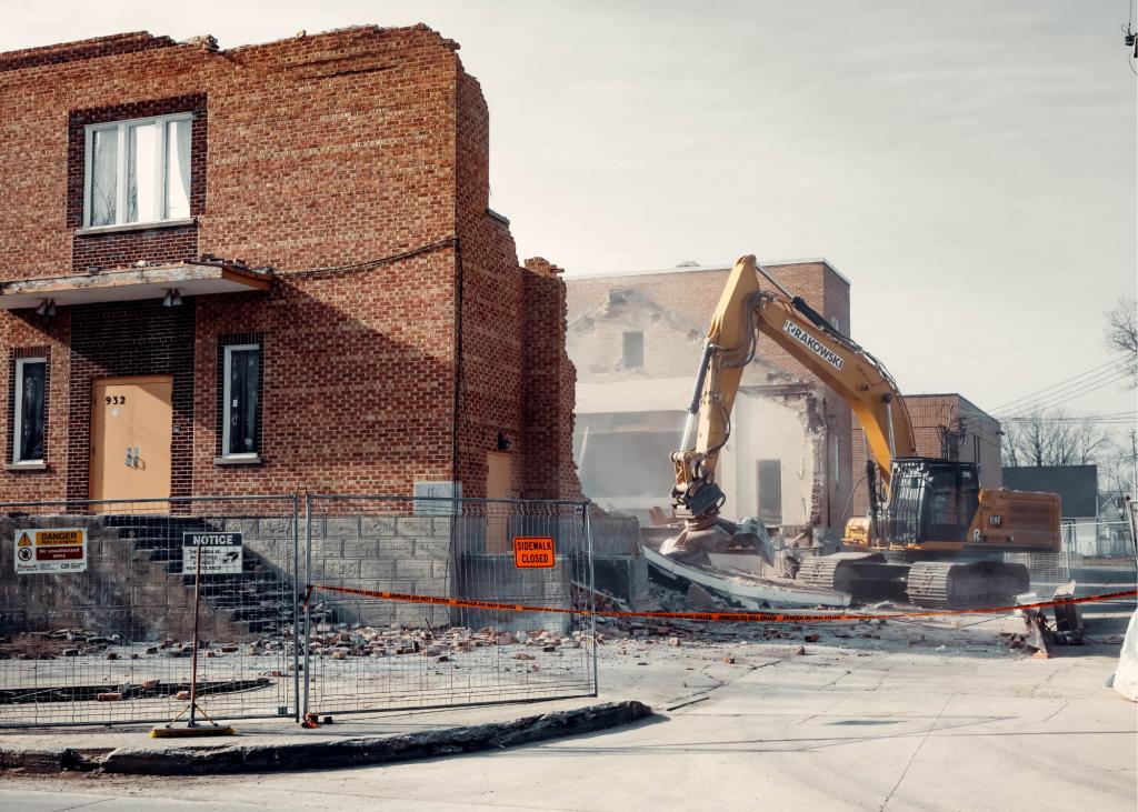 Conventional Demolition Photo 7