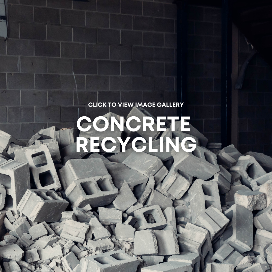 Concrete Recycling Gallery